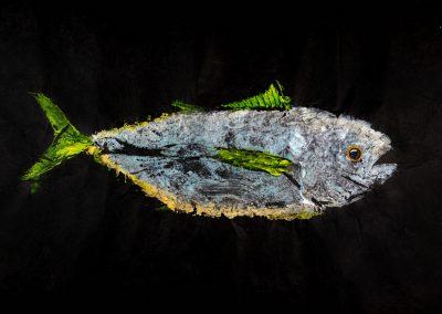 Gyotaku Tuna