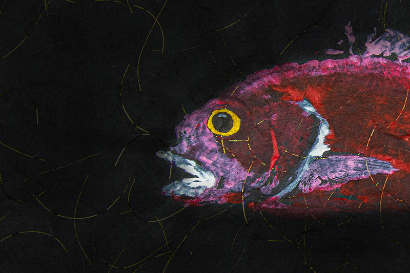 Gyotaku Original Art Shop