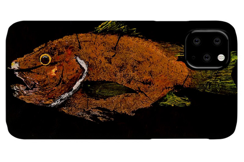 Gyotaku Phone Case Fine Art America