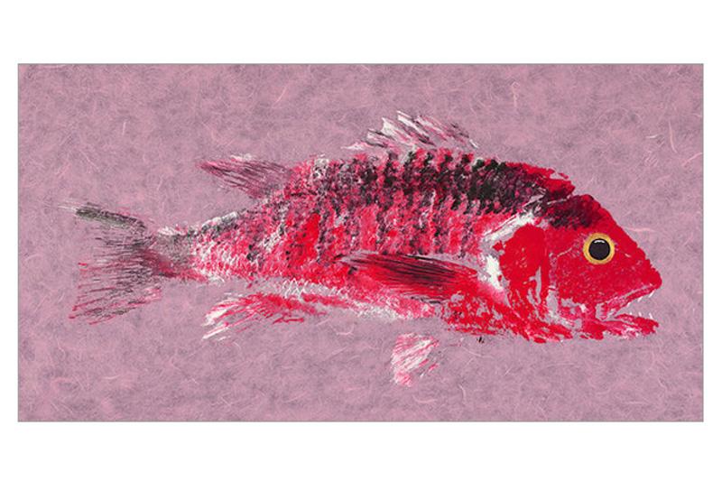 Gyotaku Poster Fine Art America