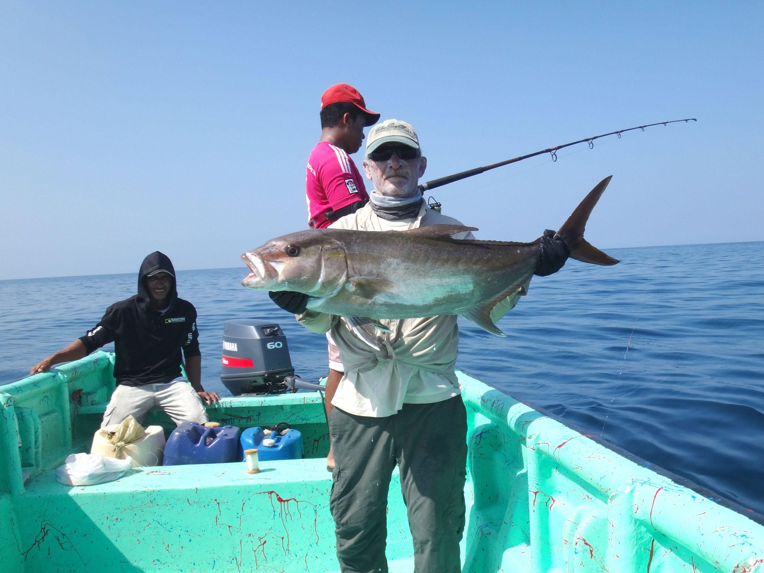 Sportfishing in Panama